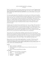 essay about summer season  essay about summer season