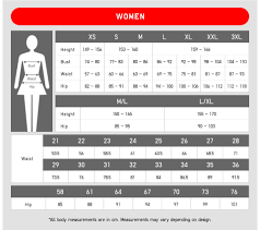 Female Neck Size Chart Size Chart Has Online Uniqlo