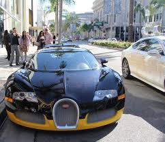 When your koenigsegg, bugatti, bentley, or lamborghini requires maintenance, even a simple oil change should be handled by a team with experience. Bugatti Veyron Outside House Of Bijan Beverly Hills