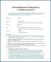 A business contract is a formal written document that provides all the necessary terms and conditions that is to be followed by people who are involved in a specific business. Free Printable Business Consultant Contract Agreement Template Templateral