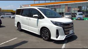 2018 toyota noah. exellent 2018 2017 new toyota noah 20l 4wd  exterior u0026 interior and 2018 toyota noah