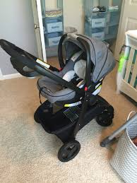 graco modes connect travel system stroller car seat