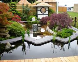 Japanese Tea Garden Design Creative