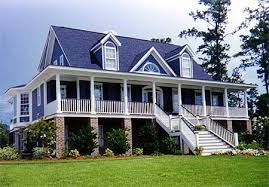Elevated Home DesignsElevated Home Plans