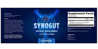 SynoGut Reviews - Ingredients, Benefits, Side Effects & Latest Customer Reviews Exposed!