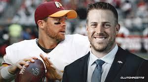 Redskins Qb Depth Chart 2018 Redskins News Case Keenum Reacts To Being Behind Colt Mccoy