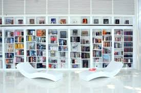 contemporary library furniture. Modern Home Library View In Gallery Sleek And Contemporary Design . Furniture 0