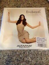 Alfaparf Evolution Of The Color Hair Color Chart For Sale