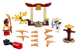 LEGO® Ninjago - Battle Set: Kai vs. Skulkin 71730 (2021) ab 6,63 € / 34%  gespart (Stand: 06.05.2021) | LEGO® Preisvergleich brickmerge.de