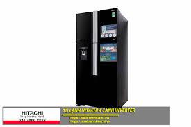5 top tủ lạnh Hitachi 4 cánh inverter đáng tìm mua nhất