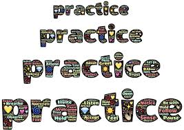 Image result for things to practice  clipart