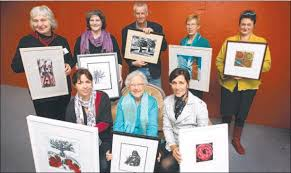 Artists show off all the work fit to print - PressReader