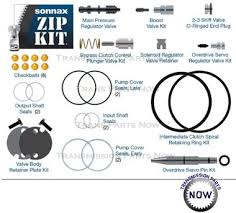 sonnax zip kits aode 4r75e zip quality valve body repairs and parts aode 4r70 4r75 4r70w 4r75e 4r75w sonnax zip kit