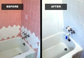 can a bathtub be reglazed tile tub shower combination repair reglazed bathtub bathtub reglazed