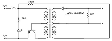 electric shock circuit diagram the wiring diagram fly zapper racket shock device replacement components circuit diagram
