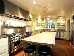 kitchen outstanding track lighting. Kitchen Led Track Lighting Outstanding With Counter And Stove Best .