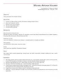 Beautiful Idea Open Office Resume Templates 4 Template Openoffice ...