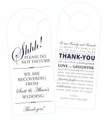 wedding door hanger template. Door Tag Template Best Ideas About Hotel Gift Cards On Wedding Hanger Diy