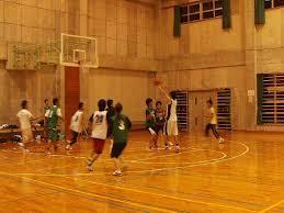 ISLANDS-basketball team-:ローポストとハイポスト