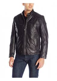 marc new york by andrew marc men s mac calf leather moto jacket mwmtkvmmd