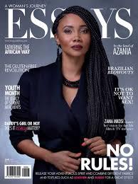 essays of africa