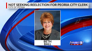 Peoria City Clerk Beth Ball will not seek reelection   CIProud.com