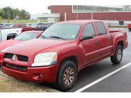 Used Mitsubishi Pickup Trucks for Sale (with Photos) - CARFAX