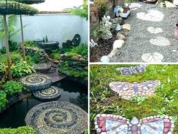 stepping stones for make your own garden stones making decorative stepping stones for garden garden