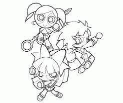Powerpuff Drawing At Getdrawingscom Free For Personal Use