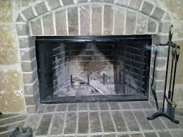 pretentious design fireplace insert replacement 6
