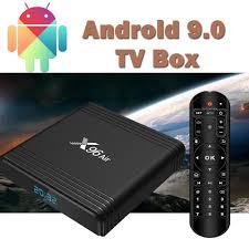 X96 Air TV BOX Android 9.0 Amlogic S905X3 Set Top 4GB 64GB 32GB wifi 4K 8K  24fps Netflix X96Air 2GB 16GB set-top tvbox mini Box - buy at the price of  $27.68