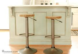 DIY Bar Stools  How To Upgrade What You Already Have Build Your Own Bar Stools Y92