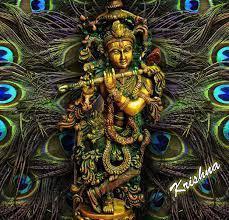3D Wallpaper of Krishna (Page 1) - Line ...