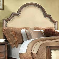 wood upholstered headboard upholstered headboards with wood trim within headboard inspirations 1 wood framed upholstered headboard