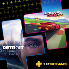 PS Plus July - Free PS4 Games Announced ...