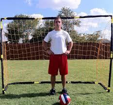 Soccer Goal Post Backyard Kids Training Net Practice Set New Free Soccer Goals Backyard