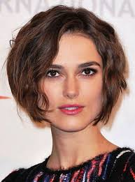 Square Face Bangs Hairstyle Pictures On Curly Haircuts For Square Faces Hairstyles With Bangs