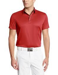 J Lindeberg Mens M Hunter Fieldsensor 2 0 Golf Polo