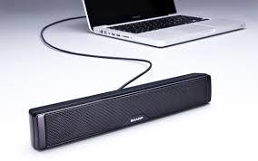 sharp sound bar. sharp, sound bar. this sharp bar