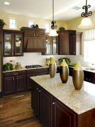 Kitchen Backsplash With Dark Cabinets 101 Besideroomco