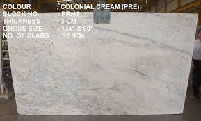 Colonial Cream Granite Kitchen Granite Colonial Cream Colonial Cream