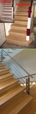 Es ist möbliert, so dass gleich losgespielt werden. Treppe Selbst Renovieren Mit Flexistep Treppenrenovierung Mit Holz