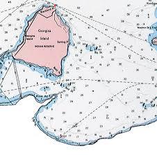 Lake Simcoe Depth Chart Lake Simcoe Depths