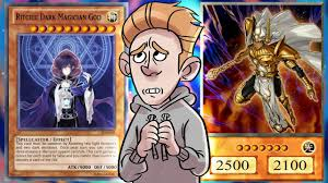 Light Magician Yugioh Yugioh Competitive Duels Dark Magician Deck Ygo 2 Dueling