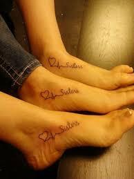 15 Povedených Sesterských Tetování Gcz