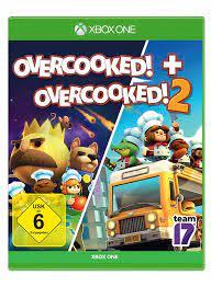 OVERCOOKED + OVERCOOKED 2 - [Xbox One]: Amazon.de: Games