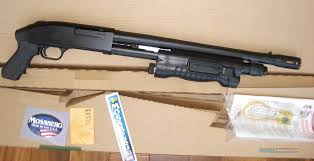 Mossberg 500 Forend Light 590a1 Tactical Light Forend