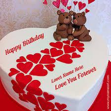 happy birthday cakes with love. Unique With Create Card Inside Happy Birthday Cakes With Love Y