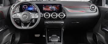 The only ones that shrank were front legroom and rear headroom, both by less than an inch. 2021 Mercedes Benz Gla Euro Motorcars Germantown