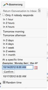Easy Powerful Email Follow Up For Gmail Boomerang For Gmail